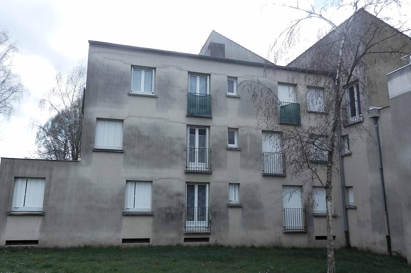 Résidence Champs Gilbois à Rebais